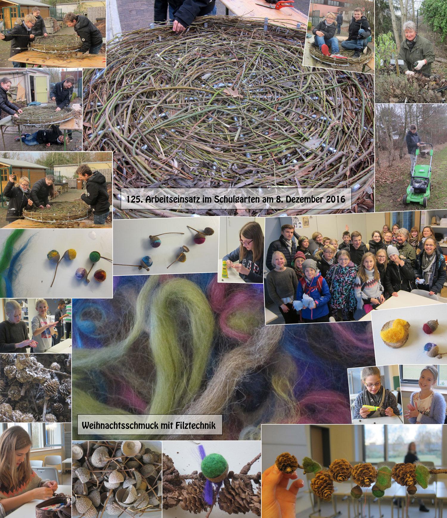 Liebenswert Collage Basteln Sammlung Von Gfs Umwelttiger Forum